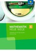 Mathematik Neue Wege SI 6. Arbeitsbuch. Rheinland-Pfalz