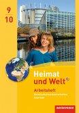 Heimat und Welt Gesellschaftswissenschaften 9 / 10. Arbeitsheft. Saarland
