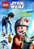 LEGO® Star Wars(TM) Rätsel-Stickerspaß mit über 180 Stickern