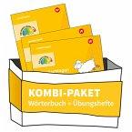 DIE BUNTE REIHE - Deutsch: Kombi-Paket Wörterbuch plus Übungshefte. Bayern
