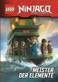 LEGO® NINJAGO(TM) Die Meister der Elemente
