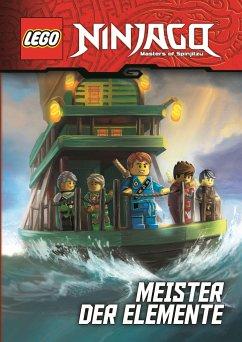 LEGO® NINJAGO(TM) Die Meister der Elemente - Farshtey, Greg