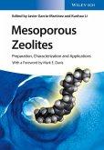 Mesoporous Zeolites (eBook, ePUB)