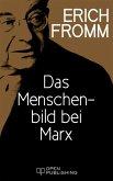 Das Menschenbild bei Marx (eBook, ePUB)