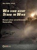 Wir sind nicht Staub im Wind (eBook, ePUB)