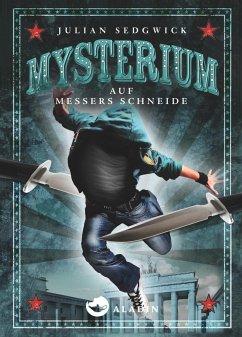 Auf Messers Schneide / Mysterium Bd.3 (eBook, ePUB) - Sedgwick, Julian