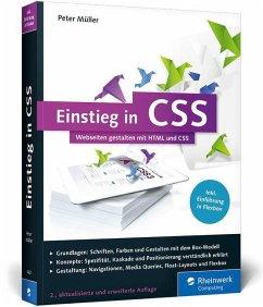 Einstieg in CSS - Müller, Peter
