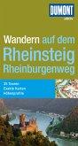 DuMont Wanderführer Rheinsteig, Rheinburgenweg (eBook, PDF)