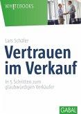 Vertrauen im Verkauf (eBook, PDF)