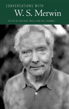Conversations with W. S. Merwin (eBook, ePUB)