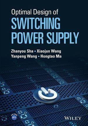 Optimal Design of Switching Power Supply (eBook, PDF)