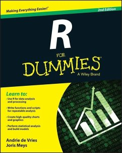 R For Dummies (eBook, PDF) - De Vries, Andrie; Meys, Joris