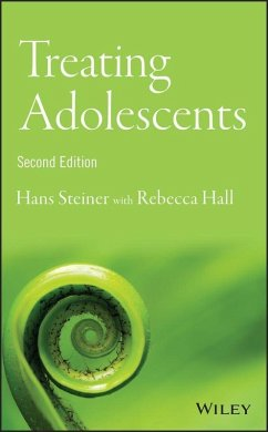 Treating Adolescents (eBook, PDF) - Steiner, Hans; Hall, Rebecca E.