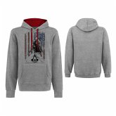 Assassins Creed 3 Hoodie -XXL- Flag/Connor