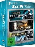 Science-Fiction Movie Night, 3 DVD