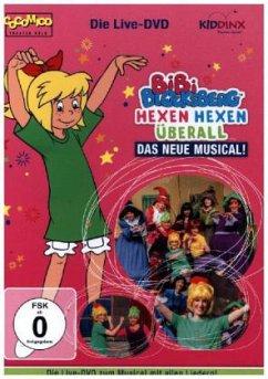 Hexen Hexen Überall-Das Musical