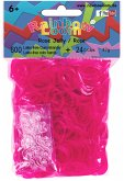 Rainbow Loom Jelly Rose 600 Gummibänder