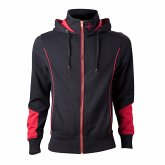Assassin's Creed Hoodie -M- Rogue, schwarz/rot