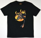 Dreamworks Dragons - Kinder T-Shirt - Ohnezahn Toothless & Hicks Flammen (116-122)