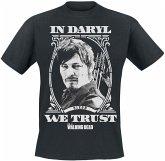 The Walking Dead Daryl-Trust T-Shirt Black XL