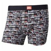 Nintendo Boxershorts -M- Controller all over print