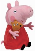 TY Peppa Pig Beanie Peppa 33 cm