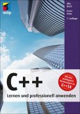 C++ - Lernen und professionell anwenden(mitp Professional) (eBook, PDF)