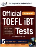 Official TOEFL iBT® Tests, w. Audio-CD