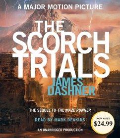 The Maze Runner 2: The Scorch Trials - Dashner, James