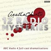 Twelve Radio Mysteries, 6 Audio-CDs