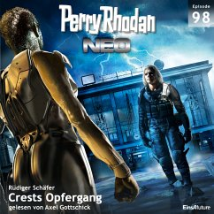 Perry Rhodan Neo 98: Crests Opfergang (MP3-Down...