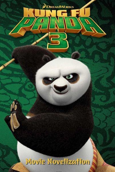 Kung Fu Panda 3 Movie Novelization (eBook, ePUB)