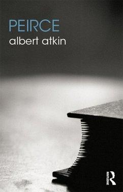 Peirce (eBook, PDF) - Atkin, Albert