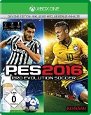 PES 2016 - Pro Evolution Soccer - Day One Edition (Xbox One)