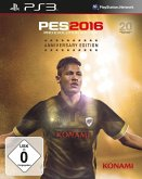 Pro Evolution Soccer 2016 - Anniversary Edition (PlayStation 3)