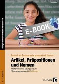Artikel, Präpositionen & Nomen - Mein Zuhause 3/4 (eBook, PDF)