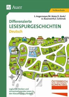 Differenzierte Lesespurgeschichten Deutsch - Blomann; Maier; Rook; Zöh; Schlimok