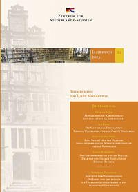 Jahrbuch 24/2013 des Zentrum für Niederlande-Studien