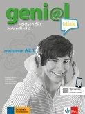 Arbeitsbuch mit Audio-Dateien zum Download / geni@l Klick Bd.A2.1