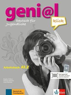 geni@l klick A1.2 - Arbeitsbuch - Fröhlich, Birgitta; Mariotta, Maruska; Pfeifhofer, Petra