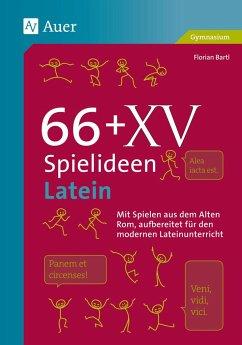 66 + XV Spielideen Latein