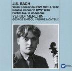 Violinkonzerte/Chaconne