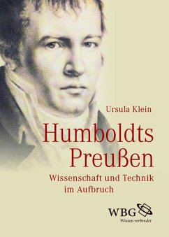 Humboldts Preußen (eBook, PDF) - Klein, Ursula