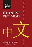 Collins Mandarin Chinese Gem Dictionary