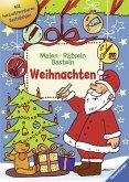 Malen - Rätseln - Basteln. Weihnachten (Mängelexemplar)