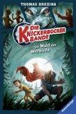 Im Wald der Werwölfe / Die Knickerbocker-Bande Bd.4 (Mängelexemplar)