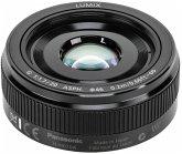 Panasonic Lumix G 1,7/20 II ASPH. Objektiv für Micro FourThirds (46 mm Filtergewinde, Micro FourThirds Sensor)