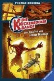 Die Rache der roten Mumie / Die Knickerbocker-Bande Bd.5 (Mängelexemplar)