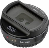 Panasonic Lumix G 3D Objektiv 12/12,5 mm Objektiv für Micro FourThirds (Micro FourThirds Sensor)