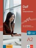 DaF im Unternehmen A2 - Kurs- und Übungsbuch